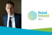 Arnold Dillon takes up position as Retail Ireland Director.